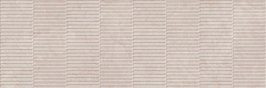 Obklad Tilos Crema 25x75 cm, mat