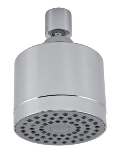 Pevná sprcha, samočistící, průměr 75mm, série Hlavová sprcha