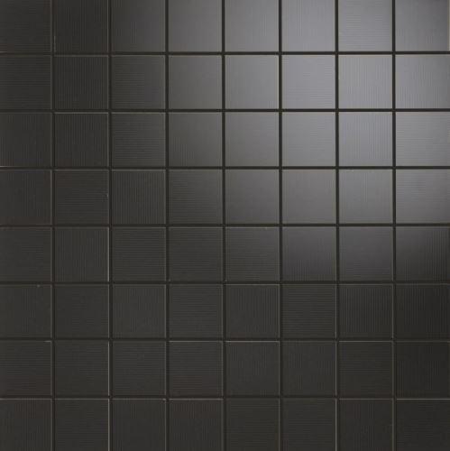 Mosaic Oceano Nero, 35x35x1,05cm (1,9x1,9cm) lesk, série Acqua