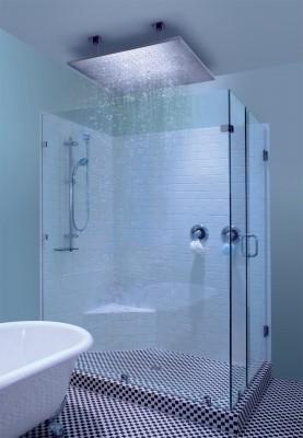 Série Velkoplošné sprchy