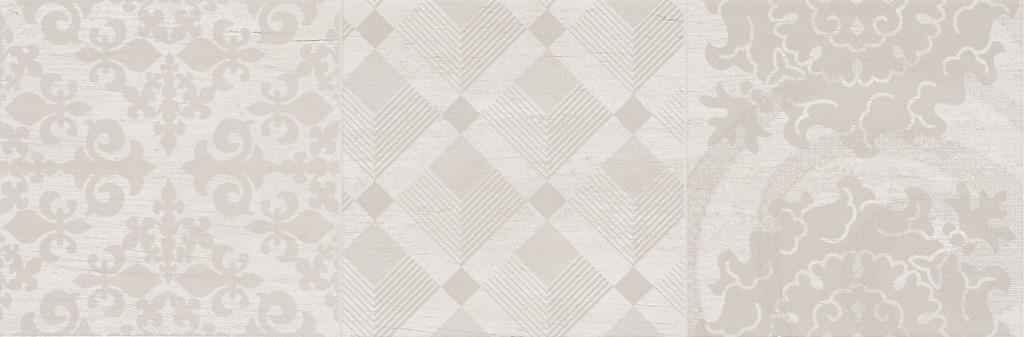 Dekor Grey Noveau Mix C 20x60cm, mat