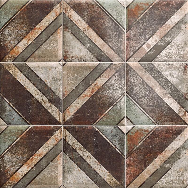 Obklad Diagonal 20x20 cm, matt