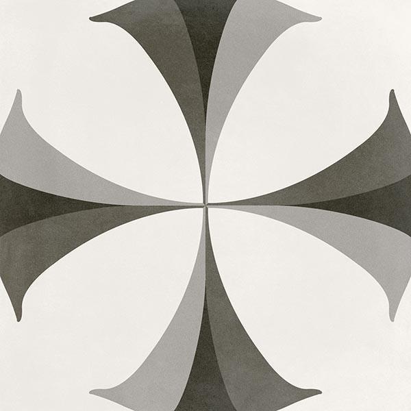 Dlažba Flaps 29,3x29,3 cm, rekt., mat