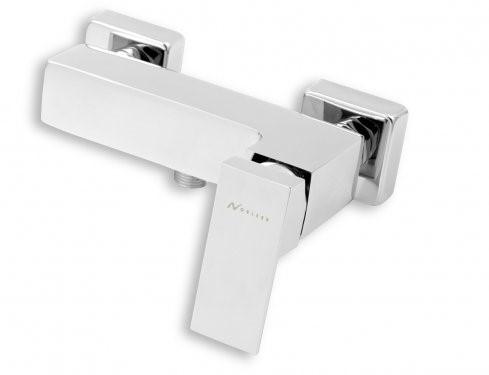 Sprchová nástěnná baterie EDGE, 150 mm, chrom, série Nobless Edge