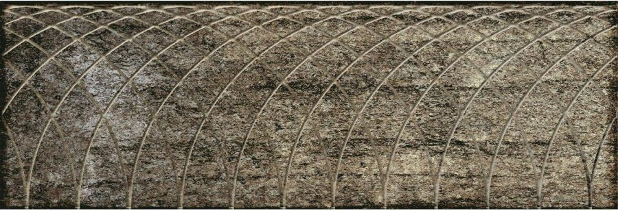 Obklad Mayestic Vision Decor 10x30 cm, lesklý