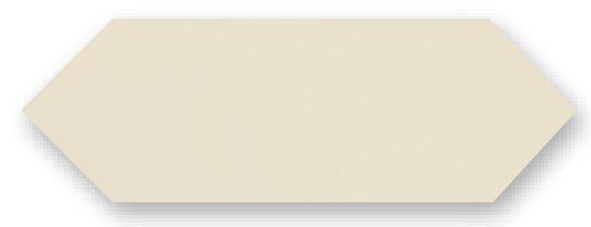 Obklad Cupidón Marfil Brillo Liso, 10x30 cm, lesk