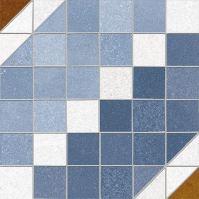 Obklad/dlažba Marly-R Azul 20x20 cm, matt