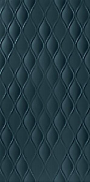 Obklad Blue Drop 40x80 cm, mat
