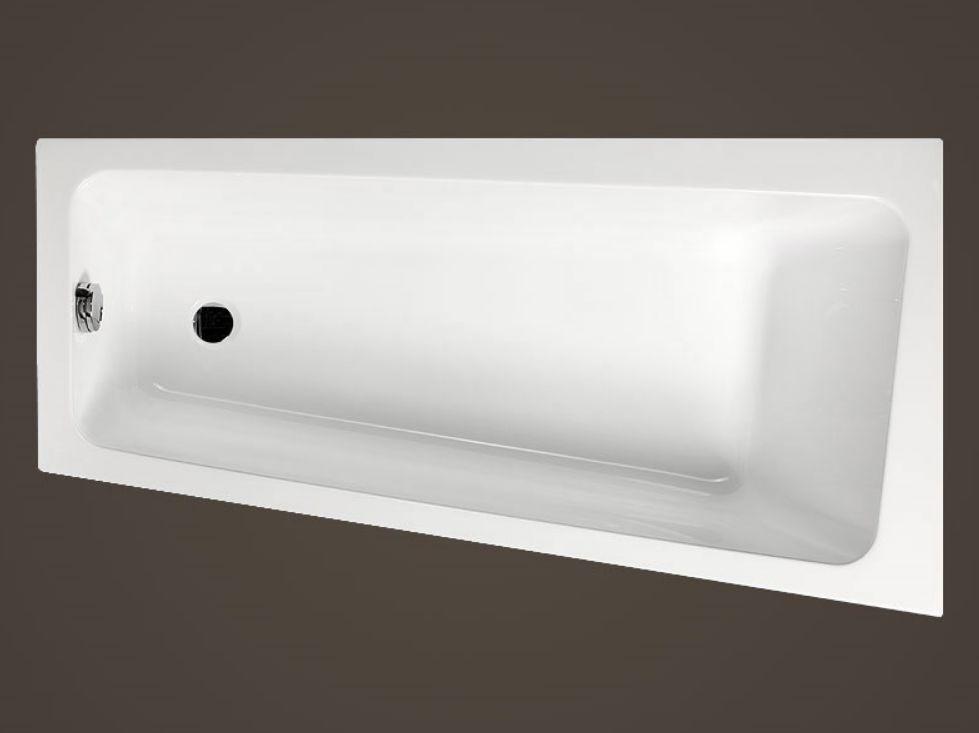 Vana Viky 1500x800 mm, pravá, litý akrylát
