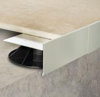Ukončovací profily pro navýšené podlahy