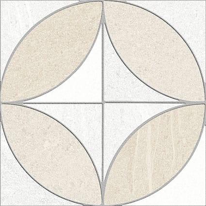 Obklad/dlažba Bezons-R Crema 15x15 cm, matt