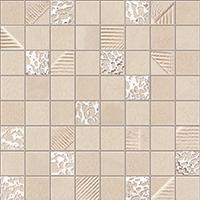 Obklad Mosaico Taupe 30x30 cm, mat