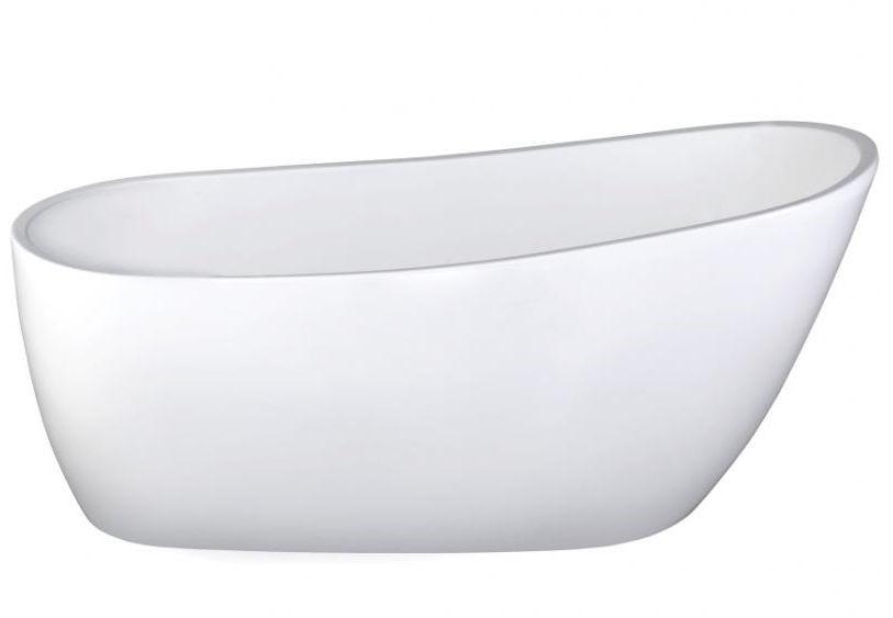 Vana Axel 1750 volně stojící, bílá lesklá
