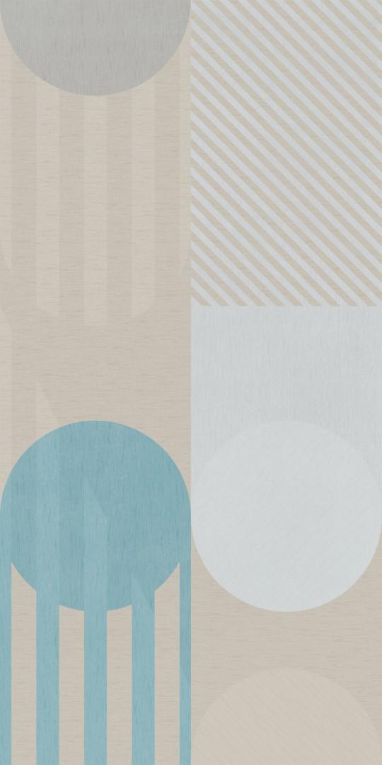 Obklad Shapes B 50x100 cm, mat