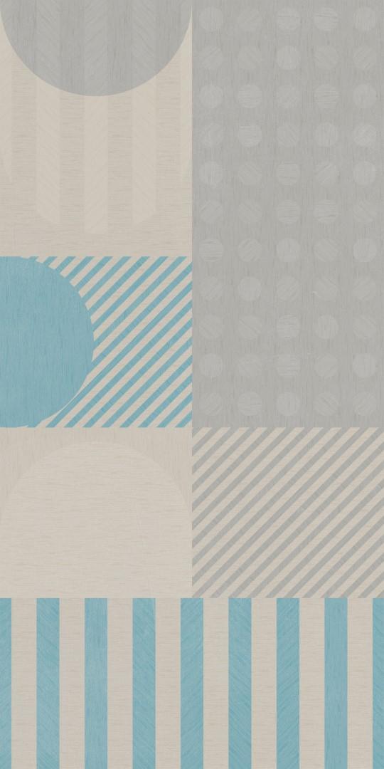 Obklad Shapes C 50x100 cm, mat