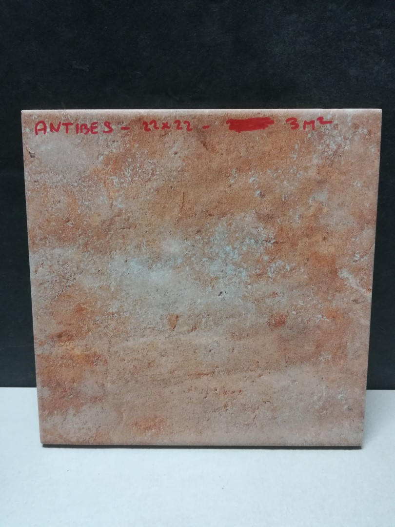 Obklad/dlažba Antibes 22x22 cm, mat