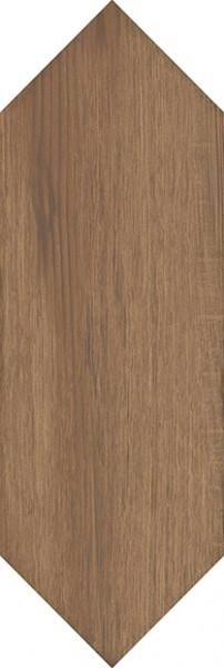 Dlažba Losagna Honey 10x30 cm, matt