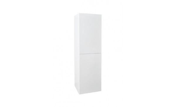 Vysoká skříňka 40x181x32 cm s push systémem