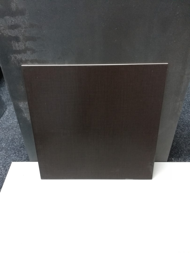 Dlažba Épineux Marron 45x45x0,9cm, série Atelier