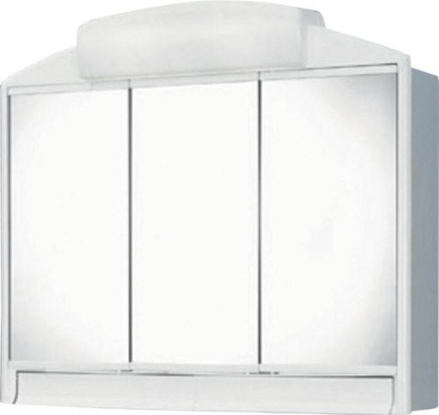 Galerka 2x40 W, E 14, bílá, 59x51x16cm (š/v/h), série Rano