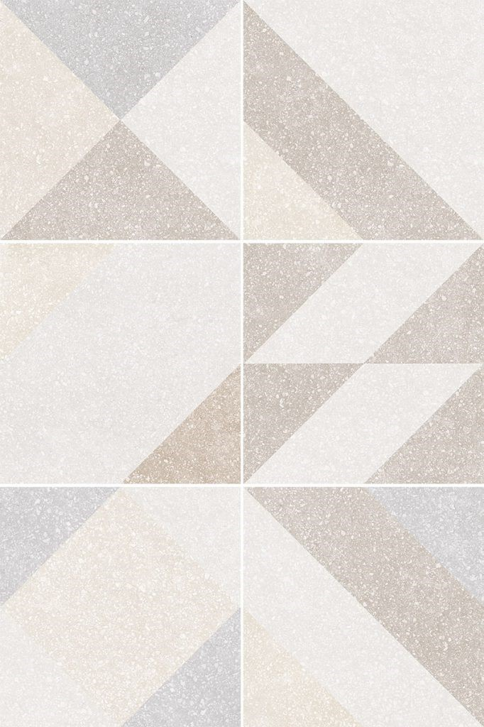Obklad/dlažba Elements Taupe 20x20 cm, matt