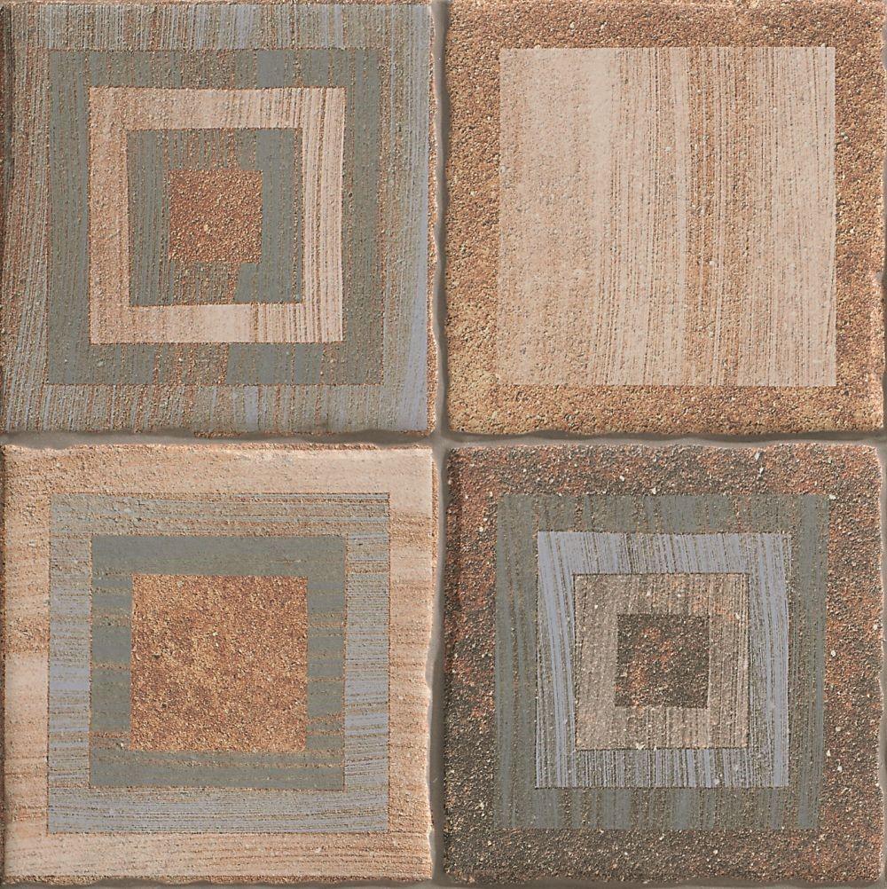 Dlažba Crayon Sky Natural  22,5x22,5 cm, mat