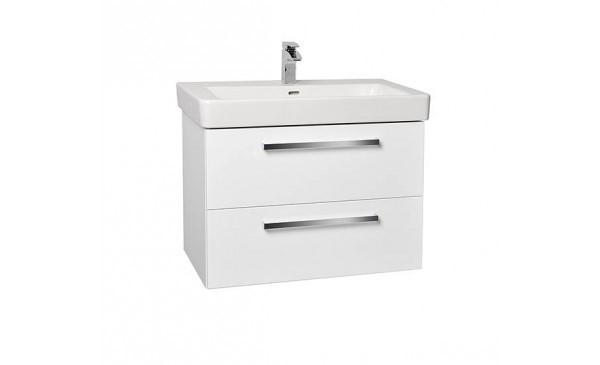 Umyvadlová skříňka se dvěma výsuvy 70x65x46,5 cm, včetně umyvadla