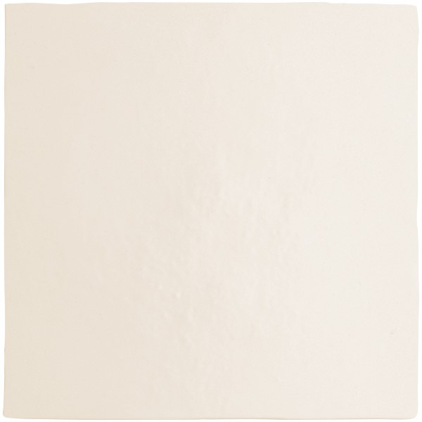 Obklad White 13,2x13,2 cm, mat