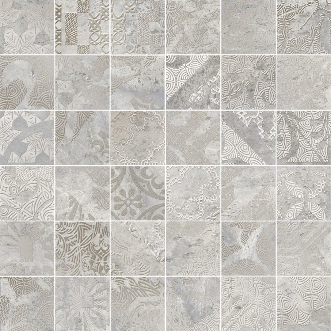 Obklad/dlažba Ellesmere Decor Malla 5 30x30 cm, pololesk