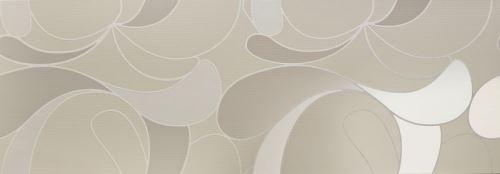 Dekor Lacrima Beige 35x100x1,05cm, lesklý, rektifikovaný, série Acqua