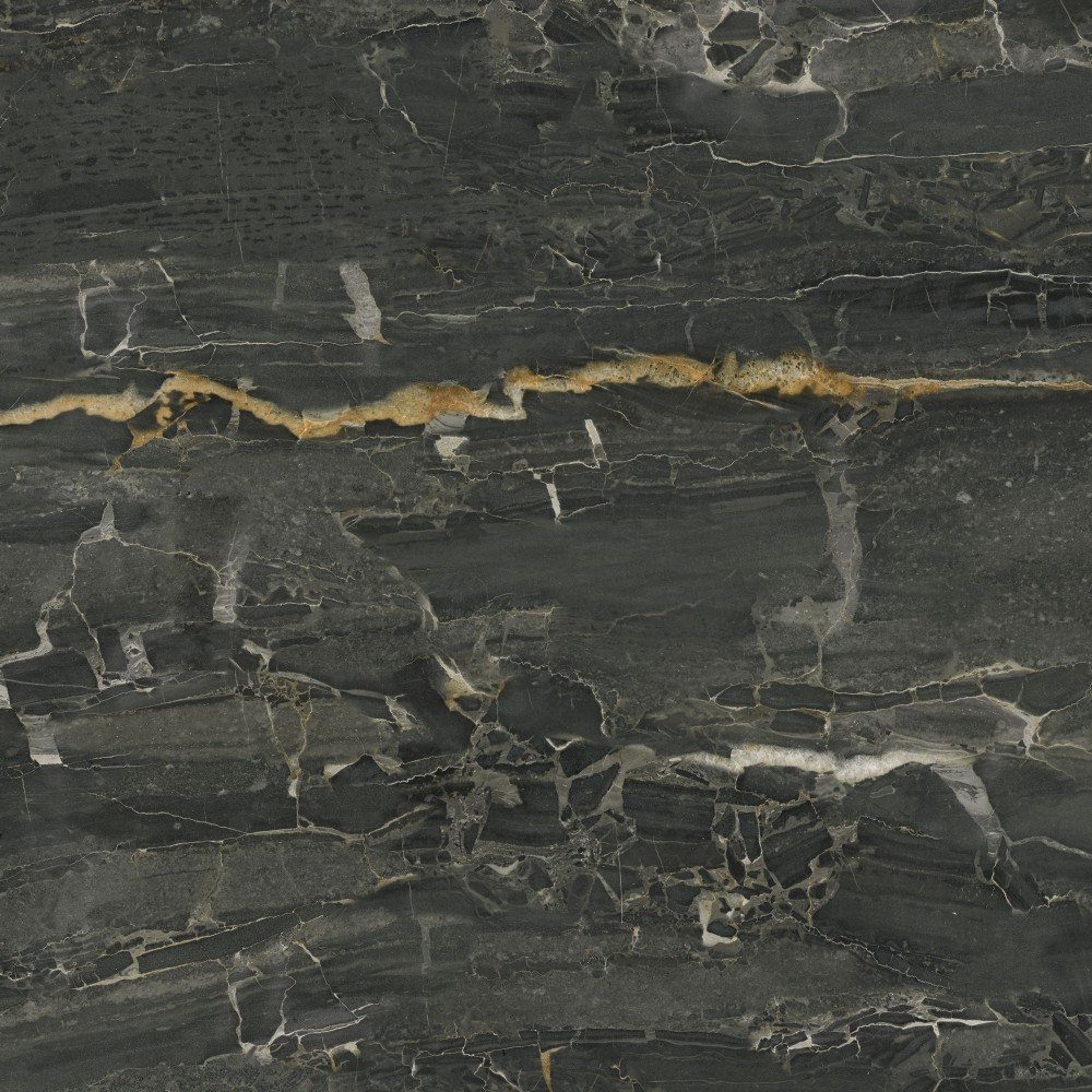 Obklad/dlažba Black 60x60 cm, lesk