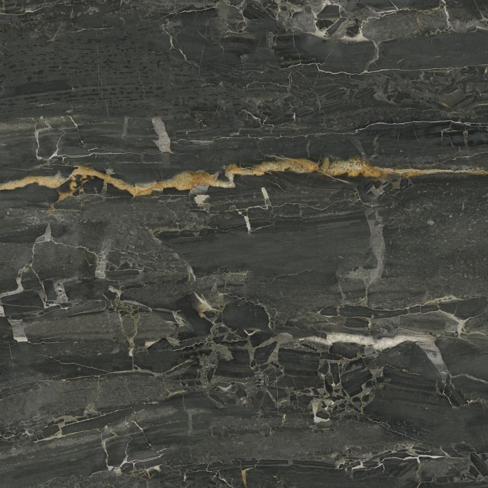 Obklad/dlažba Black 90x90 cm, lesk