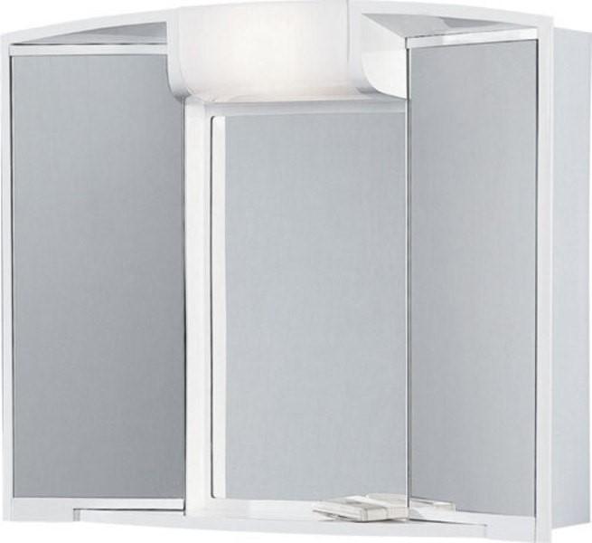 Galerka 1x40W, E14, bílá, 59x50x15cm (š/v/h), série Angy