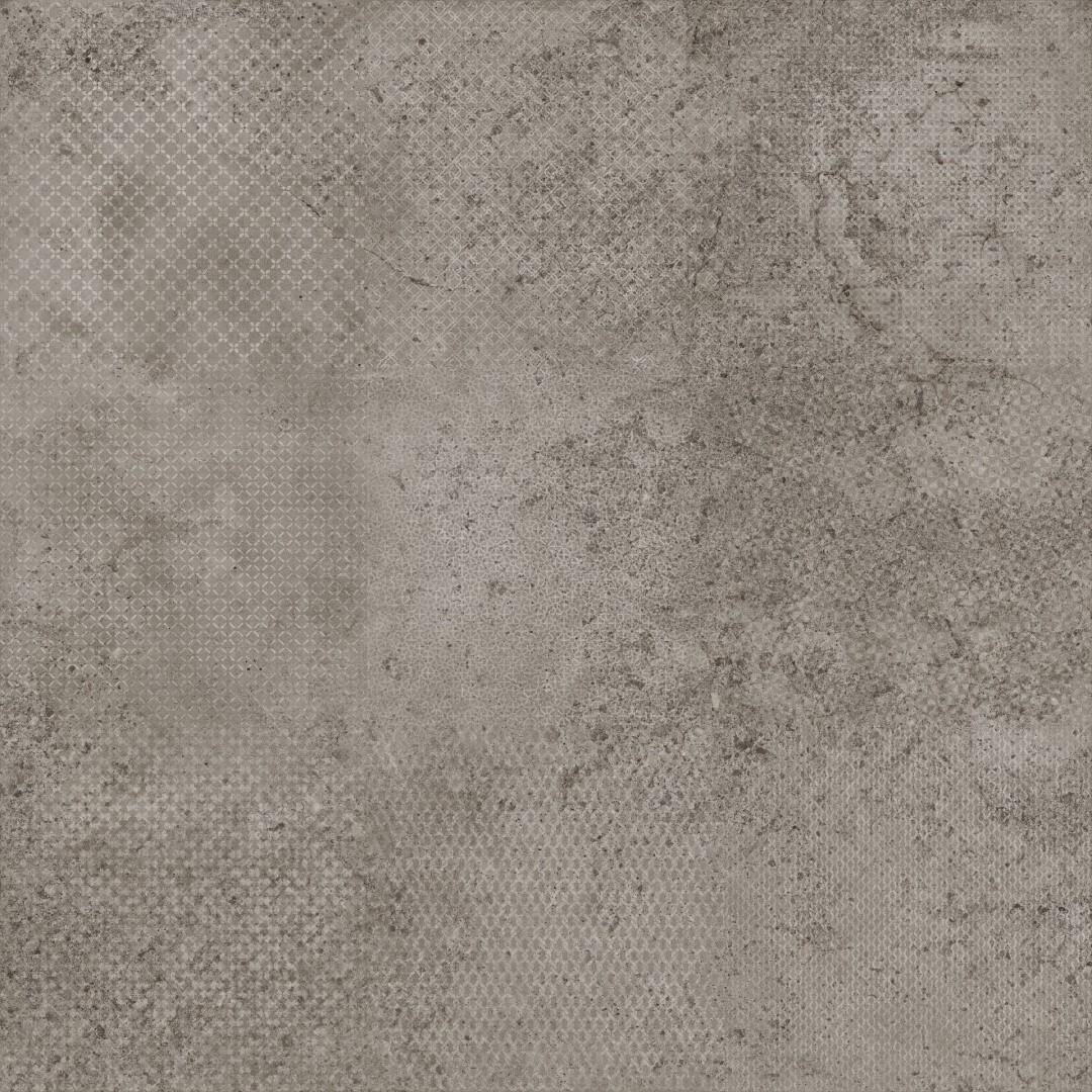Dlažba Clay Decoro 60x60 cm, mat, rect.