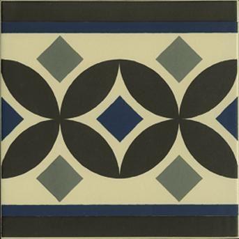 Obklad/Dlažba Guell-2, 20x20cm, série 1900