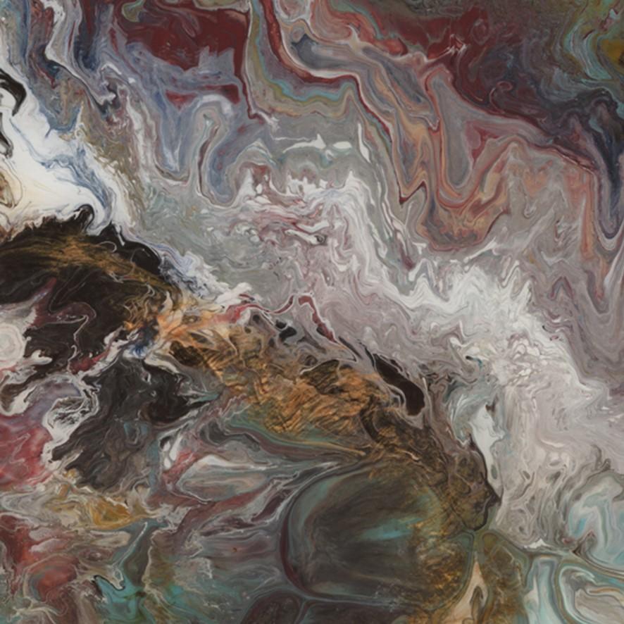 Obklad/dlažba Pulido Multicolor 89,46x89,46 cm, lesk