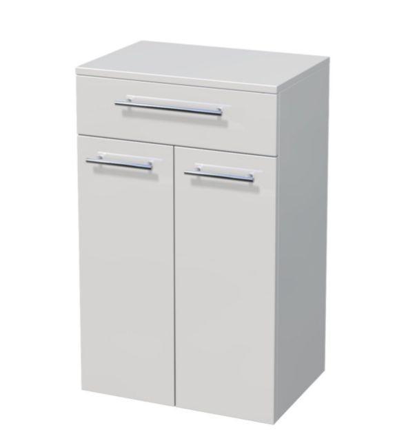 Nízká skříňka 2 dveře, 1 zásuvka 50x35x81,8 cm