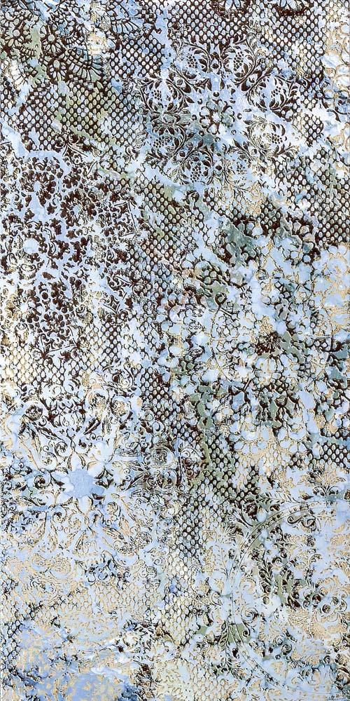 Obklad/dlažba Blue 49,75x99,55 cm, pololesk