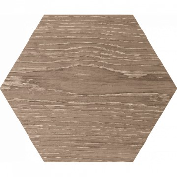 Dlažba Yosemite Hexagon Taupe 20x24 cm, mat