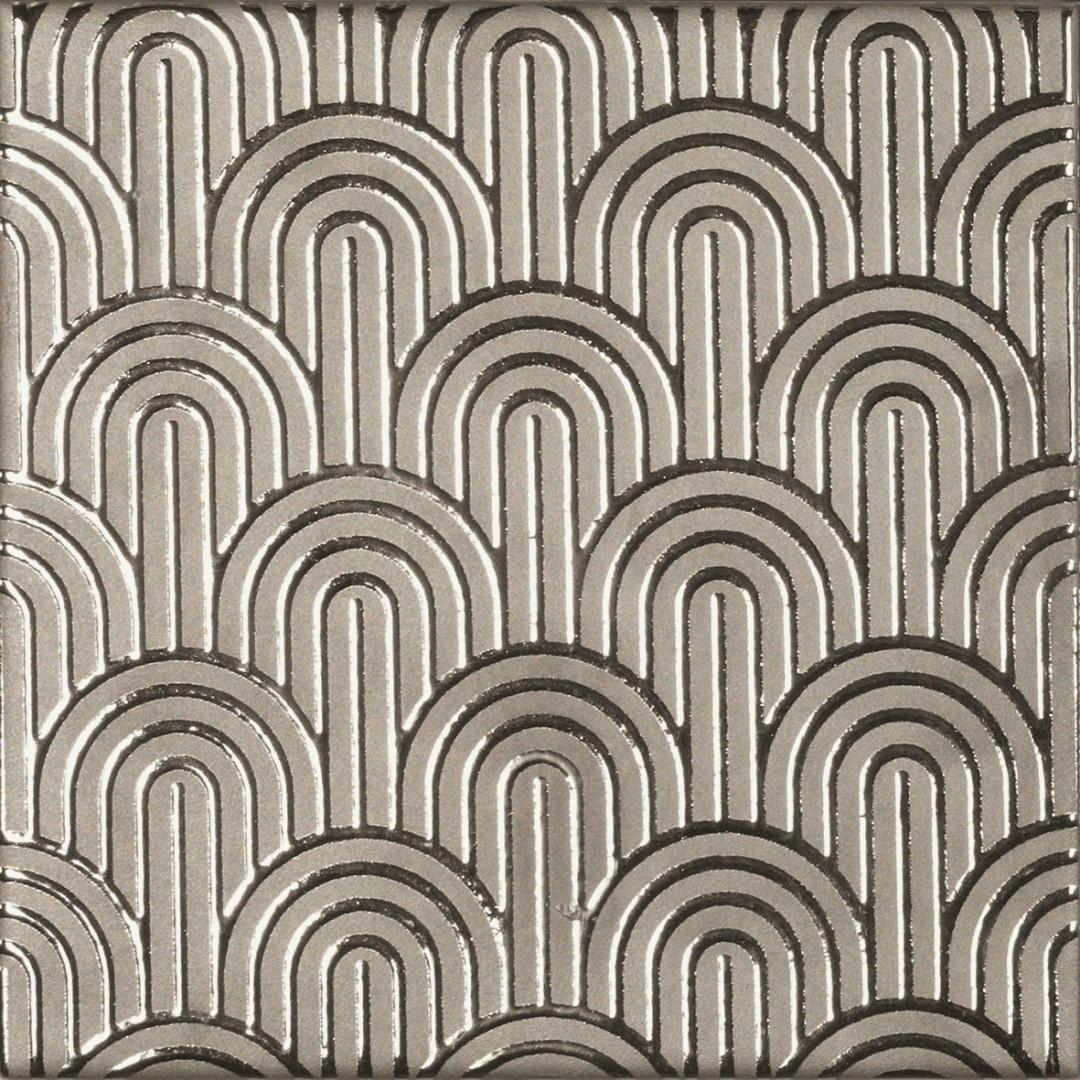 Obklad Silver Elegance 14,8x14,8 cm