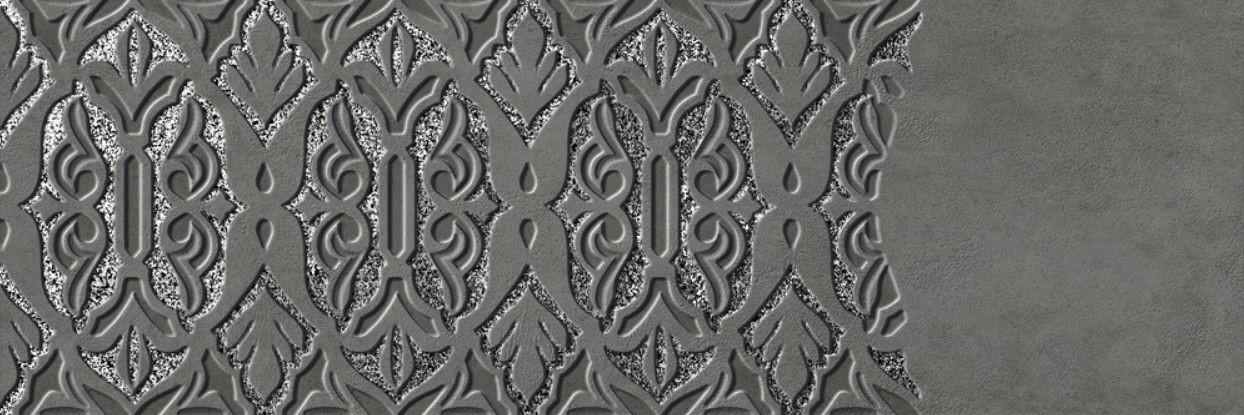 Obklad Positive Carbon 40x120 cm, mat