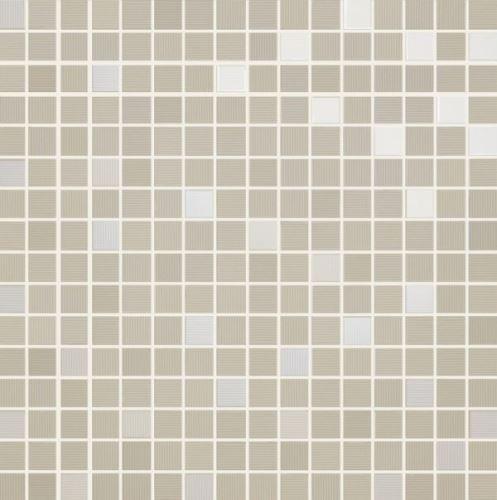 Mosaic Beige, 35x35x1,05cm (1,9x1,9cm) lesk, série Acqua
