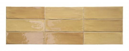 Obklad Tabarca Miel 7,5x23 cm, lesk