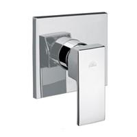 Sprchová podomítková baterie, chrom, série Level