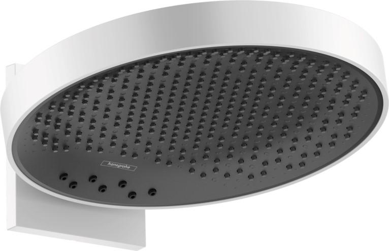 Rainfinity horní sprcha 360 3jet s nástěnným připojením, bílá