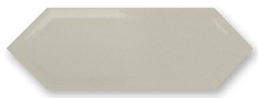 Obklad Cupidón Perla Brillo Bisel, 10x30 cm, lesk s fazetou
