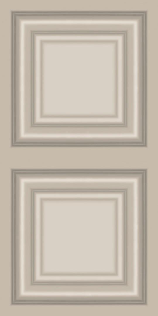 Obklad Boiserie Beige 50x100 cm, mat