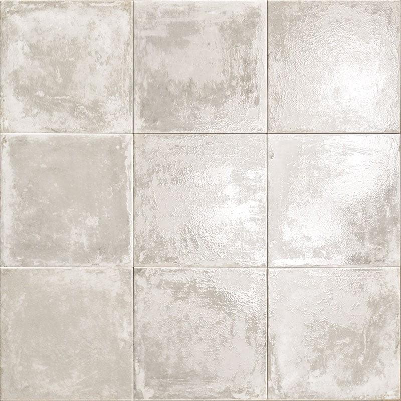 Obklad/dlažba Venezzia Bianco 20x20 cm, pololesk