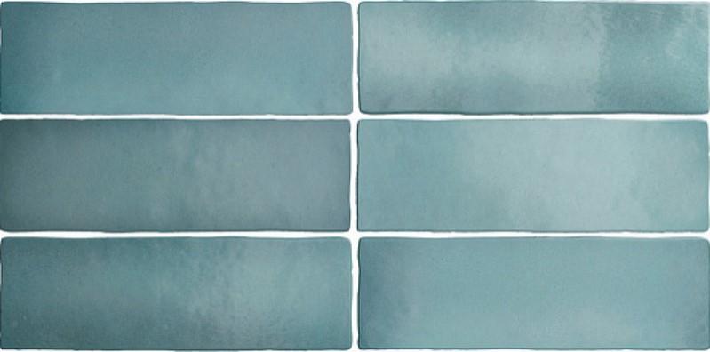Obklad Aquamarina 6,5x20 cm, mat