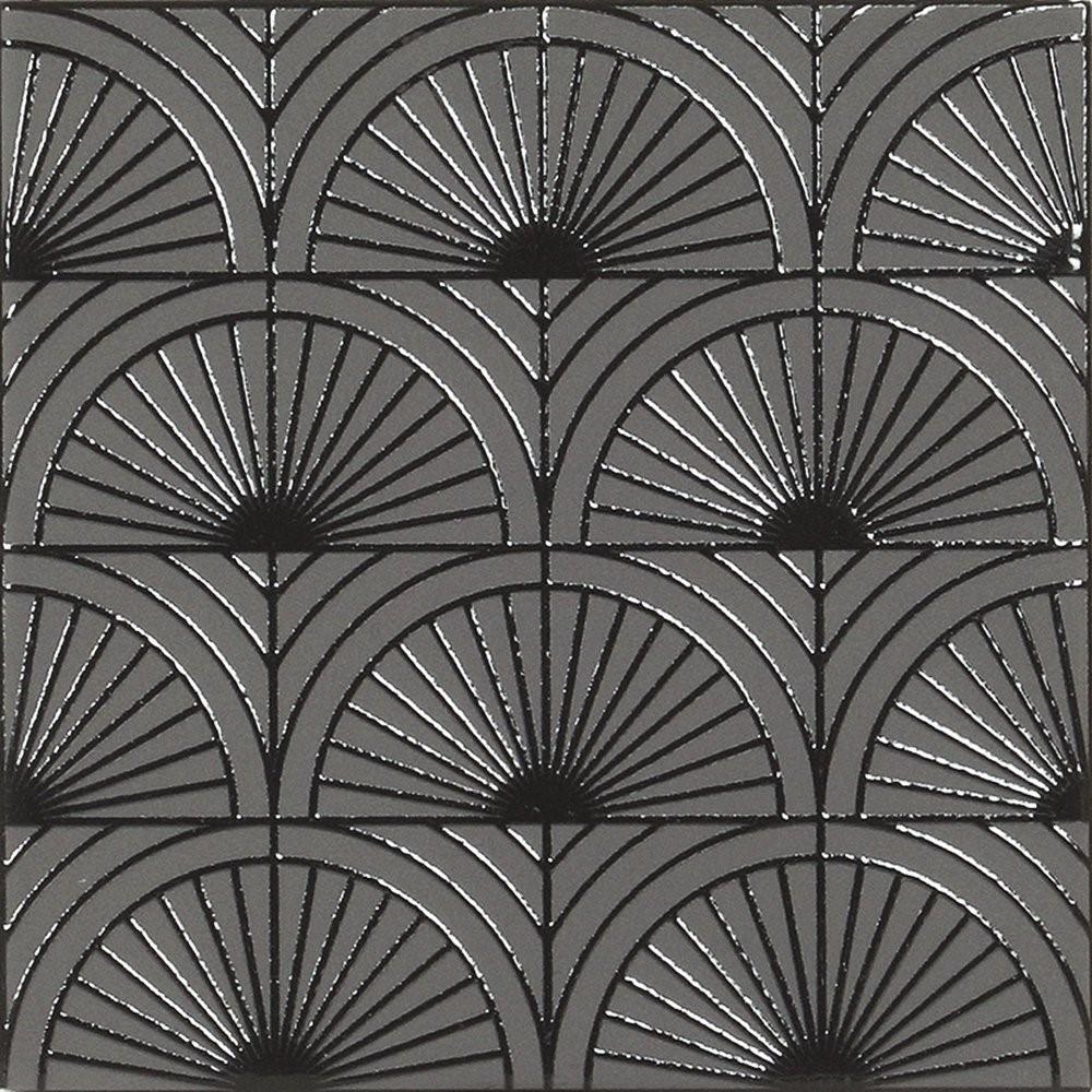 Obklad Flapper Shadow Glam 14,8x14,8 cm, mat